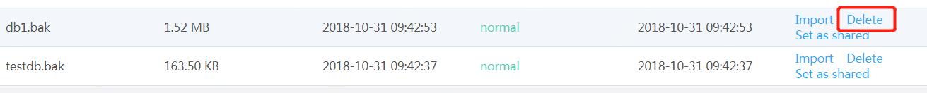 Delete Uploads 1